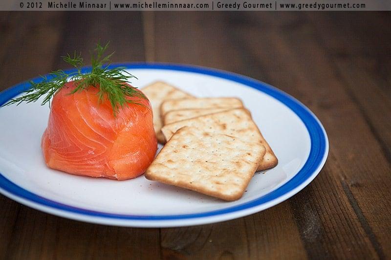 Smokeds Salmon Pâté Parcel