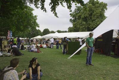 Taste of London Festival 2007