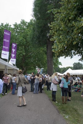 Restaurants at Taste of London Festival 2007