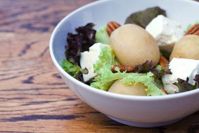 Potato, Feta & Pecan Salad