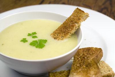 Potato, Fennel & Caraway Soup