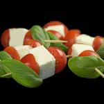 Cherry Tomato Feta Kebab