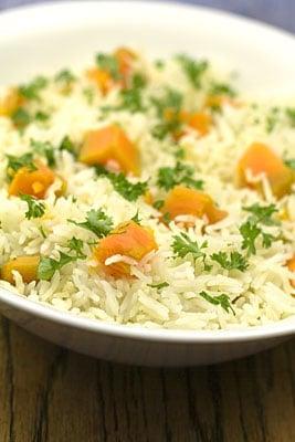 Sweet Potato Rice
