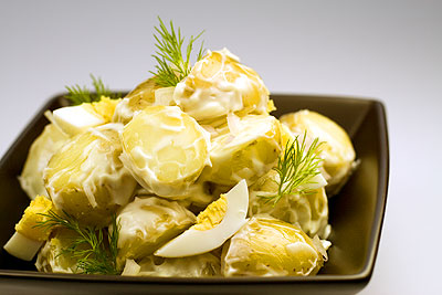 New Potato & Dill Salad
