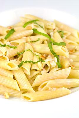 Gorgonzola & Pine Nut Pasta