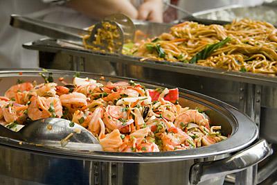 Thai Prawn, Basil & Chili Stir Fry - London's Oyster & Seafood Fair