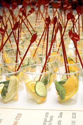 Pimm's - Classic British Summer Drink - London's Oyster & Seafood Fair