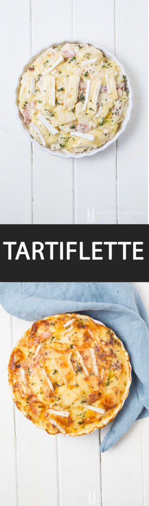 Tartiflette Creamy Potato Bacon Brie