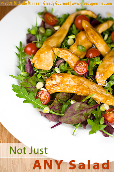 General Tso's Chicken Salad