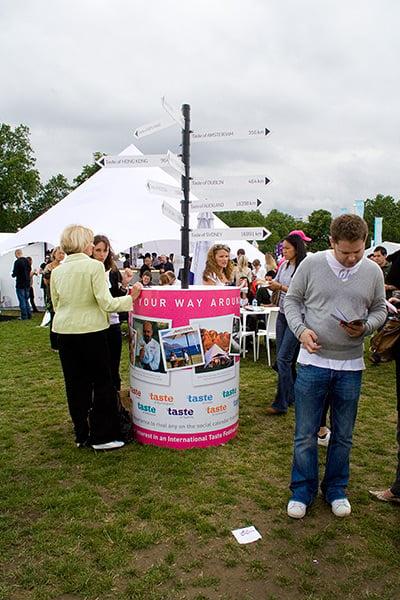 Taste of London 2008