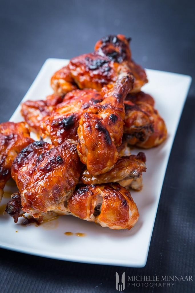Barbecue Sauce Chicken