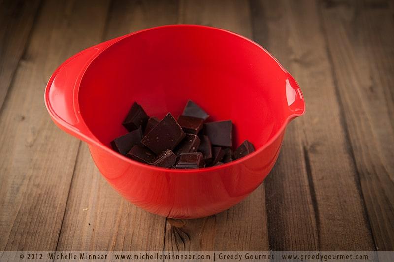 Chopped Plain Chocolate