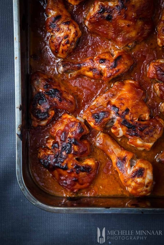 Bbq Chicken Oven Baked