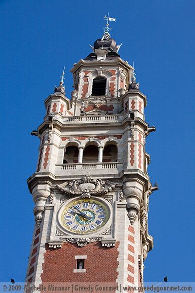 Lille Clock Tower