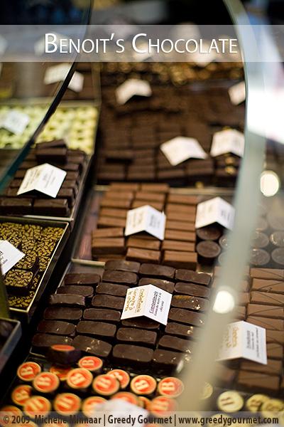 Benoit's Chocolate
