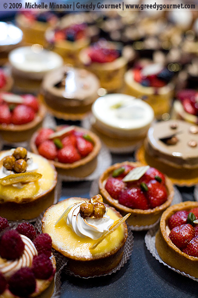 French Patisseries in Lille