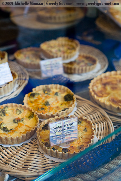 French Tarts in Lille