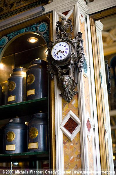 Meert's Interior Clock