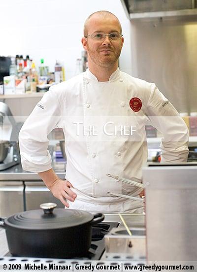 Our Teacher, The Chef