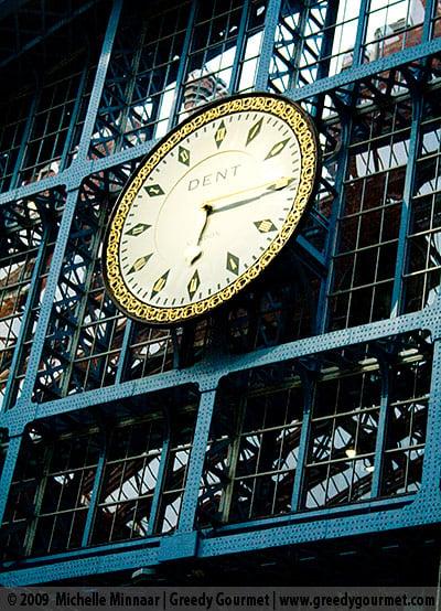 St. Pancras' Clock