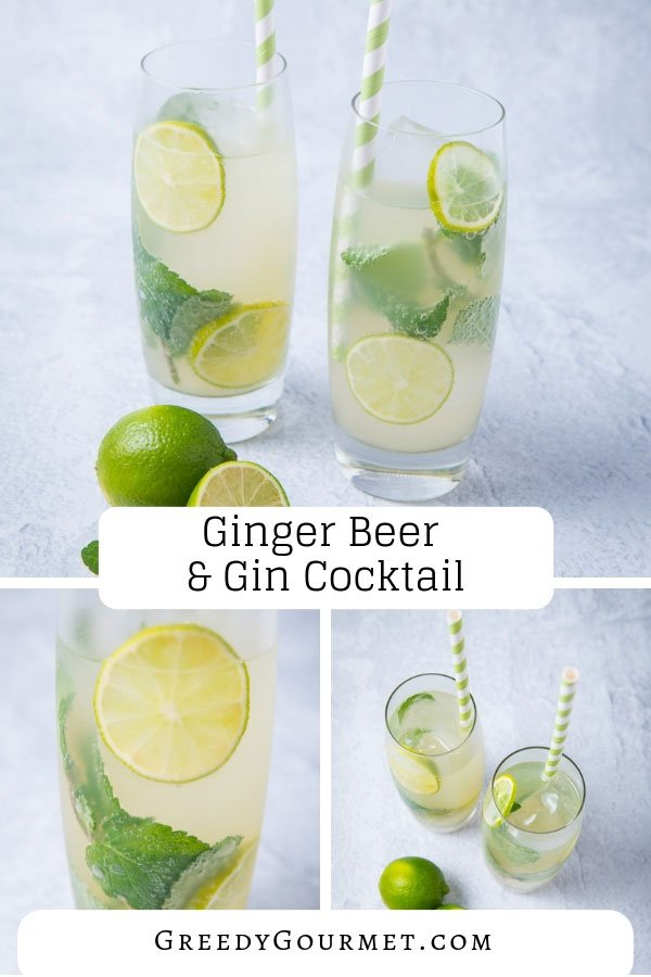 Make this gin and ginger beer cocktail recipe at home and save on the extra expense you would incur in a restaurant. Put your feet up & enjoy the cocktail.