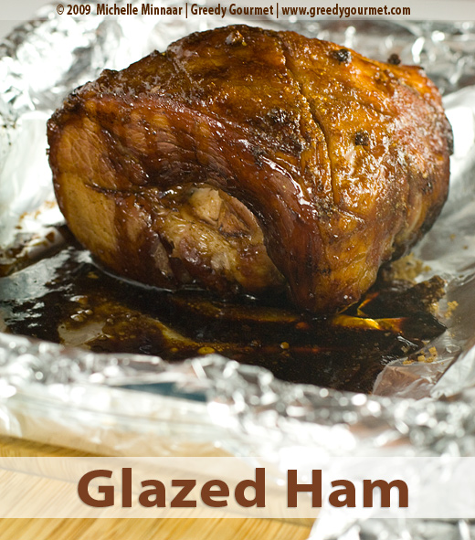 Ham Hot Out Of The Oven