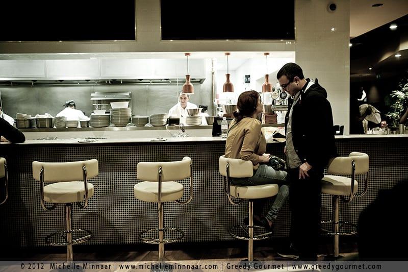 All Star Lanes' Bar at Westfield Stratford City
