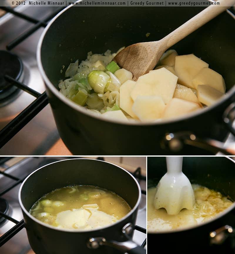 Ready to Cook Leek & Potato Soup