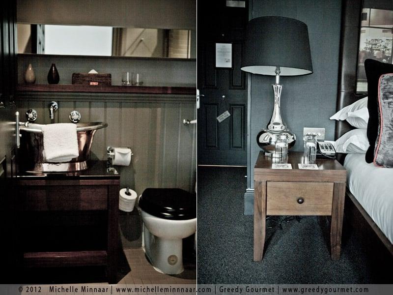 Smithfield's Bathroom at Fox & Anchor in London