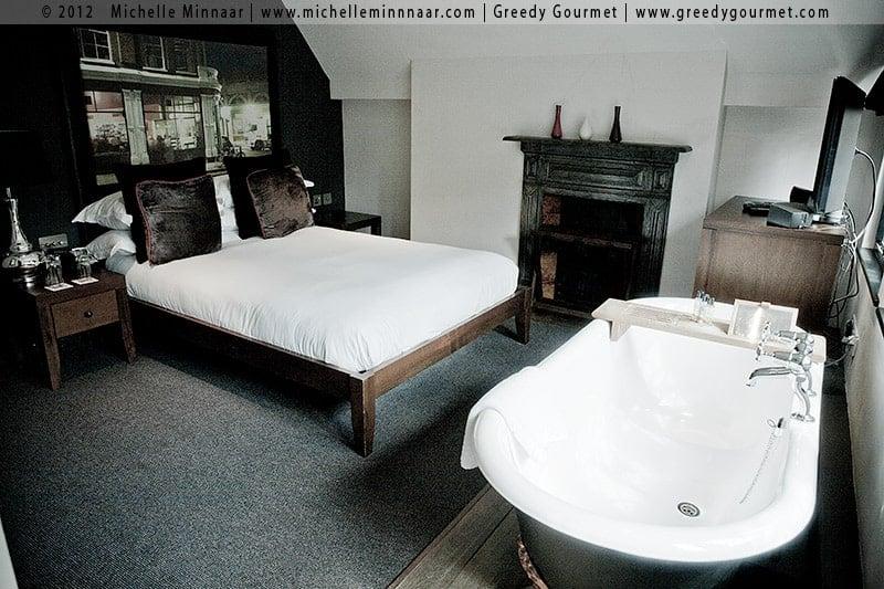 Smithfield Room at Fox & Anchor in London