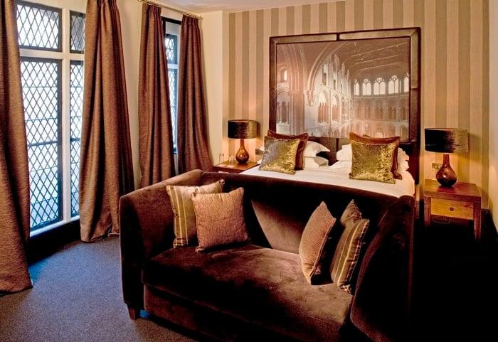 St Barts room at Fox & Anchor