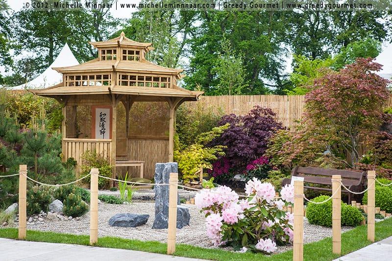 Japanese Garden in Phoenix Park, Dublin