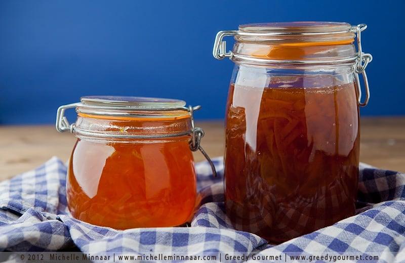 Regular Marmalade vs Tawny Marmalade