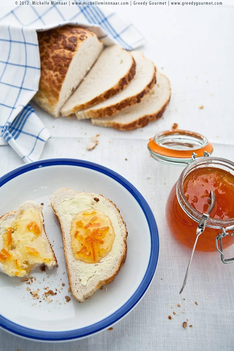 Seville Orange Marmalade for Breakfast