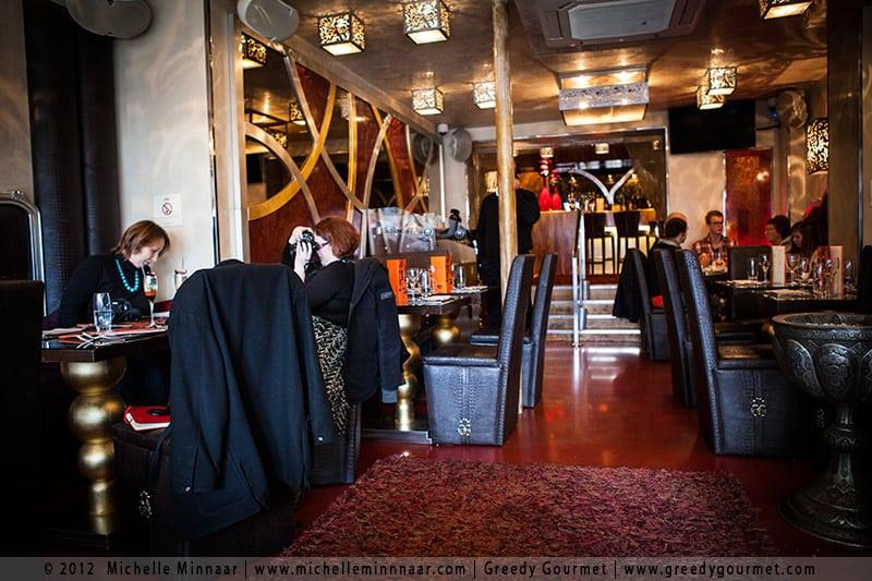 Mamounia Lounge in Knightsbridge