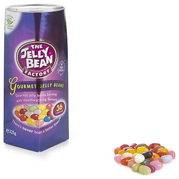 The Jelly Bean Factory Tube
