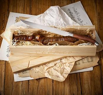 Chorizo Iberico Gift Crate