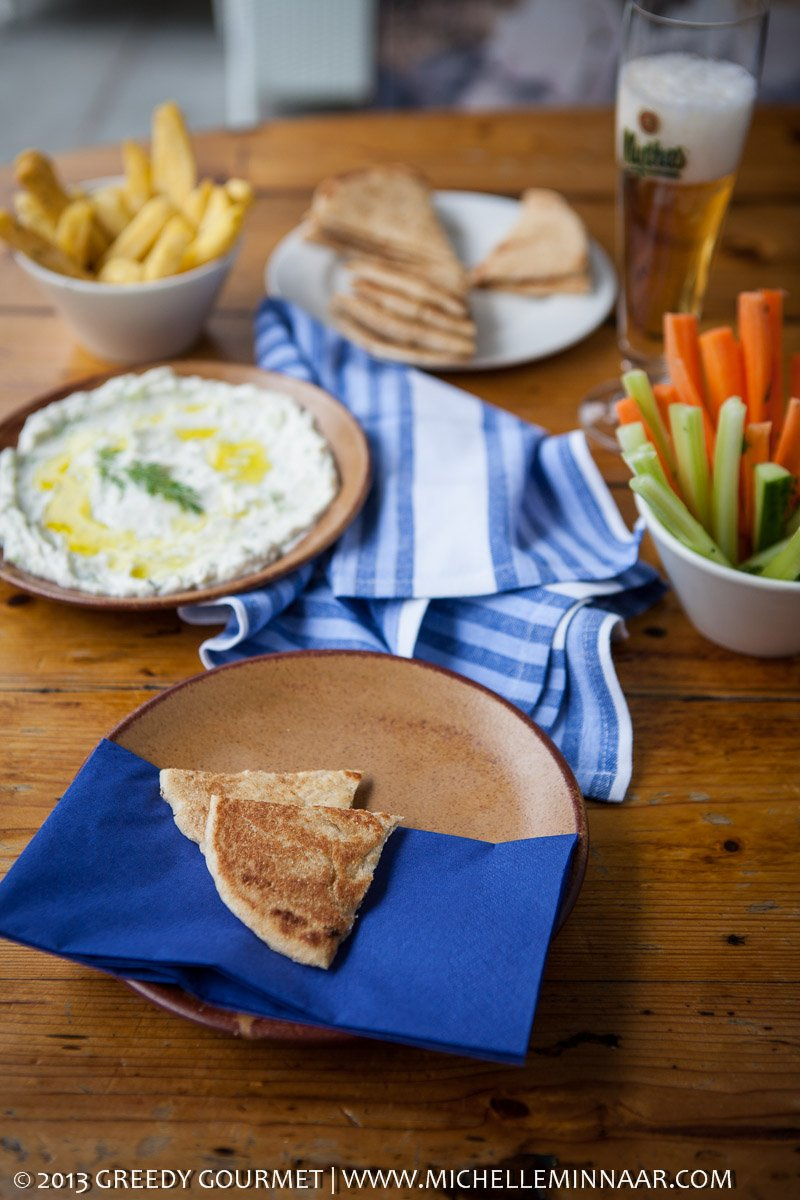 What to Eat with Tzatziki