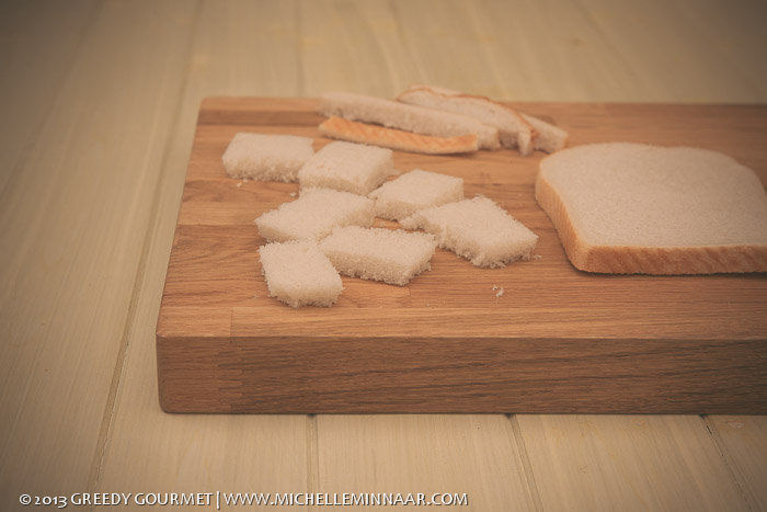Bread squares