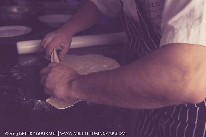 Assembling Pastry