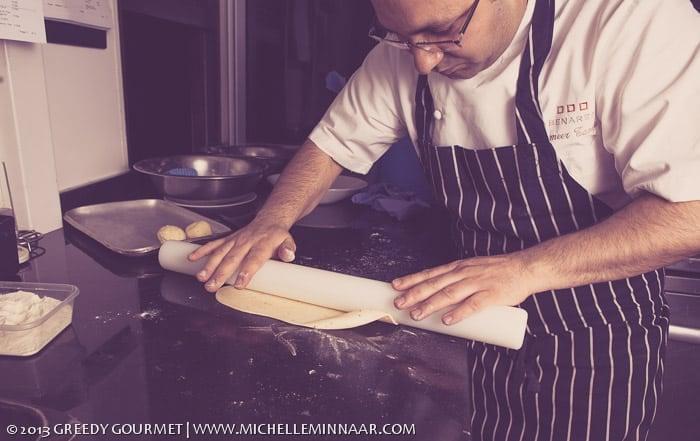Chef at Benares