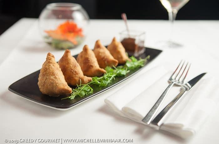 Fried Samosas