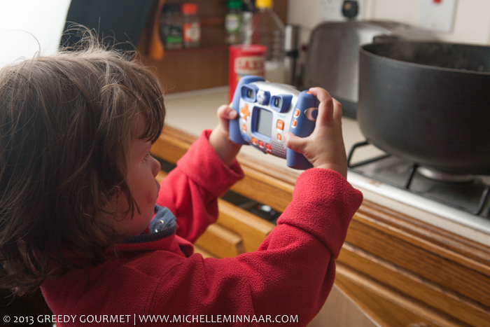Youngest Food Blogger in the World