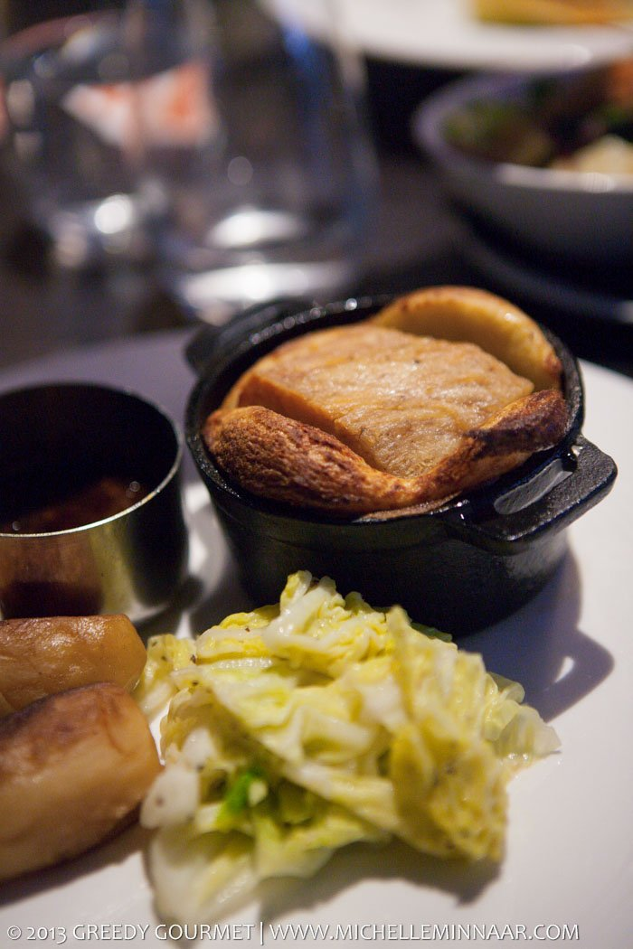 Pork Belly Toad In The Hole