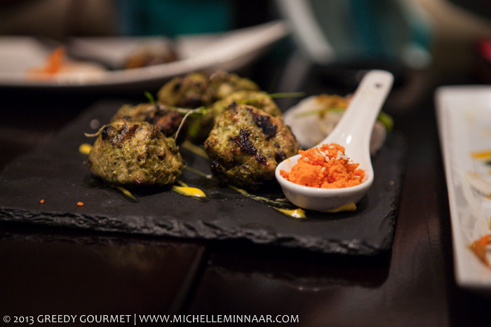 Coriander Lime Chicken Tikka