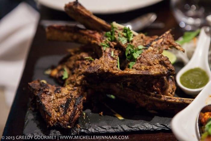 Peshawari Lamb Chops