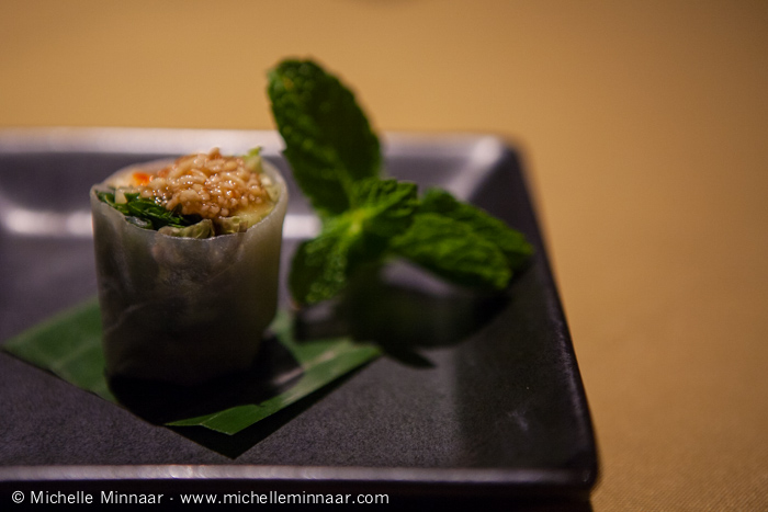 Thai Amuse Bouche