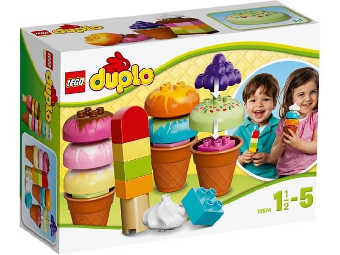 Duplo Creative Ice Cream
