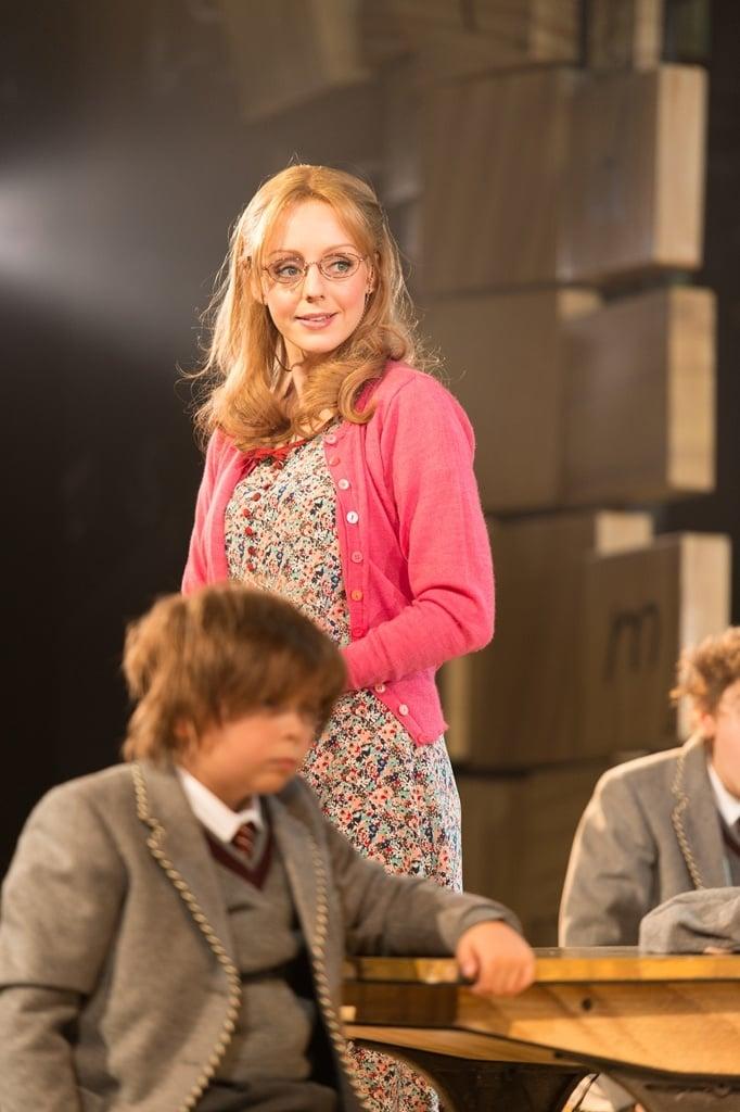 Haley Flaherty as Miss Honey