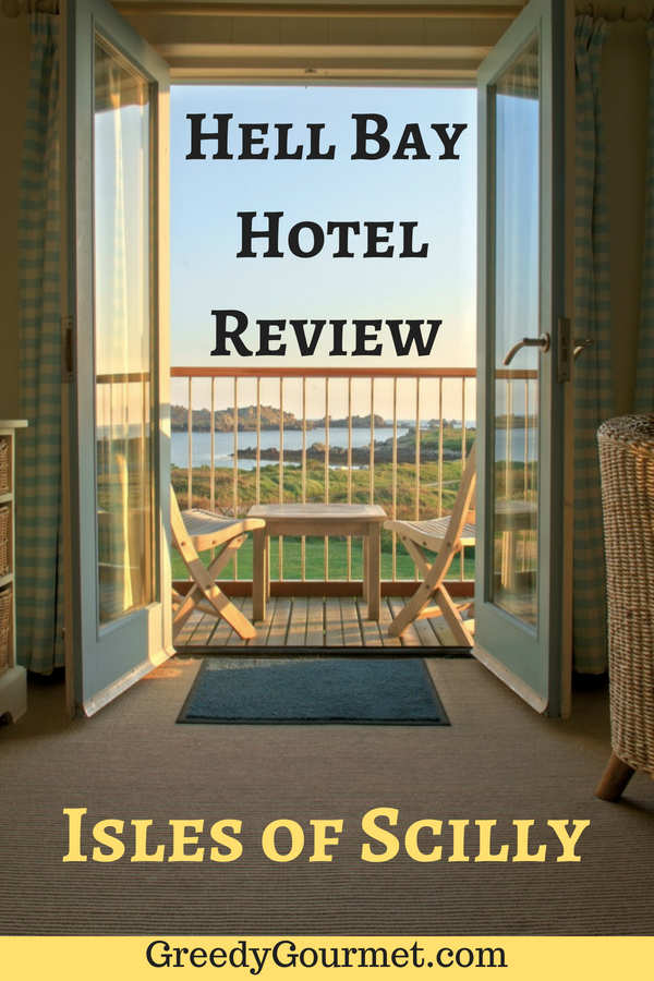Hell Bay Hotel Pin